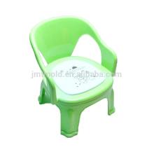 Moule en plastique de chaise d'injection de tabouret d'outil d'enfants adaptés aux besoins du client chinois