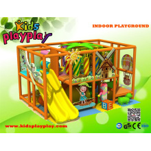 Playground macio pequeno Indoor para venda