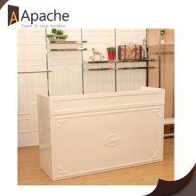 Fábrica de preço razoável e aceitável diretamente laka salão de beleza móveis com pintura brilhante