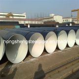 SSAW Weld Spiral Carbon Steel Pipes with Anti Corrosion Coating