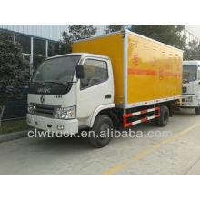 2014 Top vendiendo el camión de explosivos de Dongfeng, 4 * 2 camión a prueba de explosión