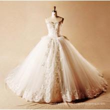Gogerous сделанный на заказ свадебное платье 2017