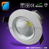 Good Heat Disspation New Arrival5/10/15wEpistar COB LED Downlight
