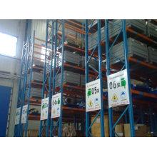Wholesale Warehouse Storage Intensive Very Narrow Asile Racking System Vna Pallet Rack