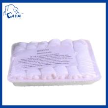 100% algodão fio aviação branco toalha (qsc9999)