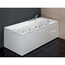 EAGO whirlpool bathtub AM1675-2 MASSAGE BATHTUB