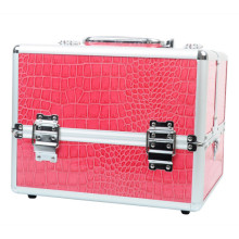 Beautiful Aluminium Cosmetic Case for Cosmetics