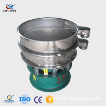 DH-600 vibrating sieve with ultrasonic equipment