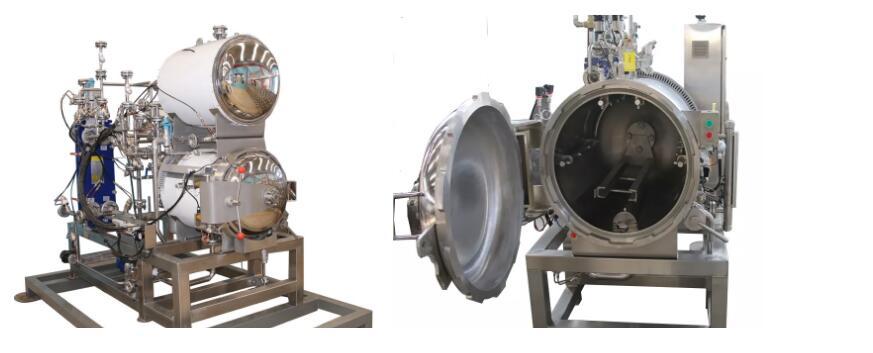 Water Immersion Retort Equipment