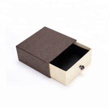 Luxury Matte Sliding Drawer Handmade Cardboard Jewelry Gift Boxes Wholesale