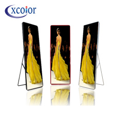 Nieuw HD Poster P2.5 Advertising LED Mirror Screen