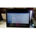 21.5inch Touch Transparente LCD-Display für Werbung