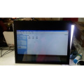 21.5inch Touch Transparent LCD Display for Advertising