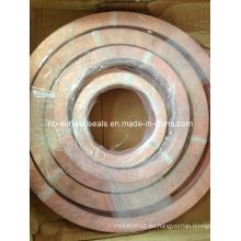 Gakset de cobre, arandela de cobre, cojín de cobre