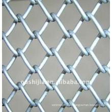PVC beschichtete Kette Link Zaun (Fabrik)