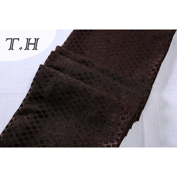 Tapicería de tela Jacquard de Chenille Tejido de chenilla de teñido de pequeños puntos