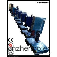 Máquina ultrasónica de soldadura por puntos de plástico de China (ZB-2850)