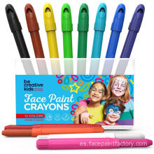 Base de agua Twist Up Face Crayons