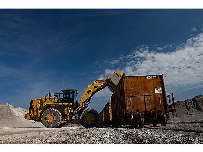 8 ton  loader