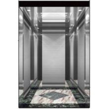 Personenlift Lift Spiegel geätzt Mr & Mrl Aksen HL-X-064