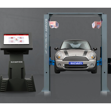 Distribuidores para 5D Wheel Alignment