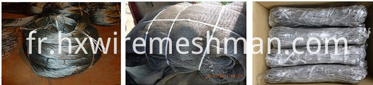 cable mesh packing