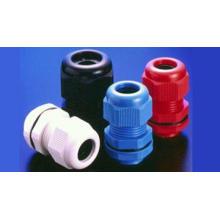 IP68 Waterproof o tipo glândula de cabo de nylon de M