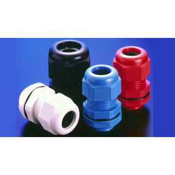 IP68 Waterproof M Type Nylon Cable Gland