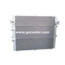 Refrigerador de óleo de compressor para exportação