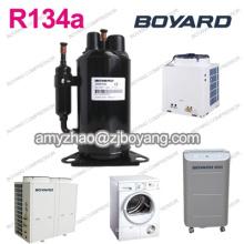 Boyard R410a rotatorio Vertical btu14000 compresor de refrigerador de agua industrial