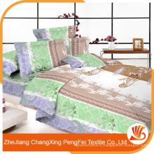 Chine fournisseur vente chaude mode polyester large largeur drap en tissu