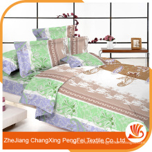 China supplier hot sale fashion polyester wide width bed sheet fabrics
