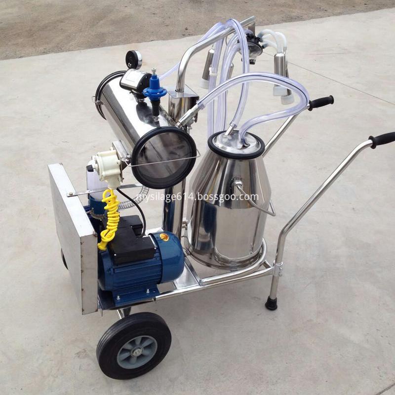 Manual Handle Milking Machine