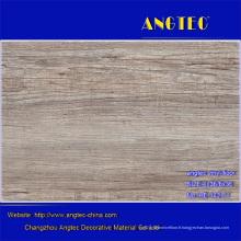 Plancher en vinyle de luxe de haute qualité / plancher en plastique homogène de PVC