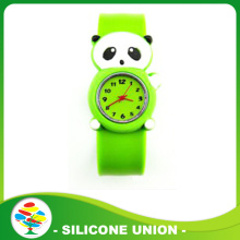 Jam tangan Eco-friendly lucu silikon 3D Anime