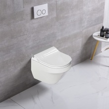 Badezimmer Sanitärkeramik Gold Wandbehang Toilette