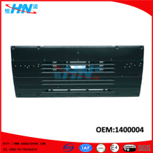 Black Upper Grille 1400004 Wholesale Body Parts