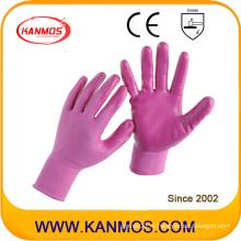13gauges промышленной безопасности трикотажные нитрила Джерси с покрытием работы перчатки (53203NL)