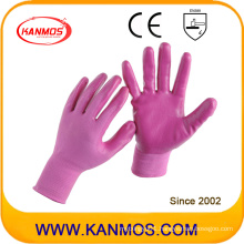 13gauges Industrial Safety Knitted Nitrile Jersey Coated Work Glove (53203NL)