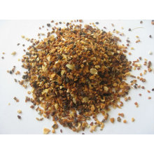 dehydrate garlic granules