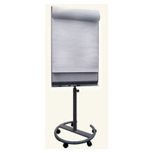 Twinco Movable Magnetic Writing Board Mobile Whiteboard mit Aluminiumrahmen