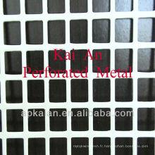 Grès / feuille métallique décoratif en fer forgé anping (30 ans fabricant)