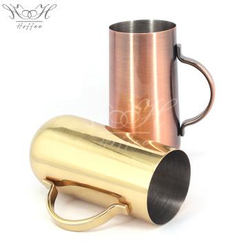 Durable Large Stainless Steel Bar Beer Mug