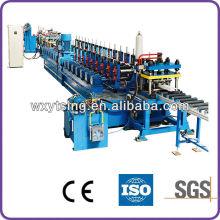 Petit pain hydraulique de support de stockage de palette d'entrepôt de haute qualité entièrement automatique de YD-000480 formant la machine / faisant la machine