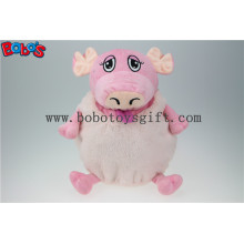 High quality Plush Pig Animal Toy Children School Backpack