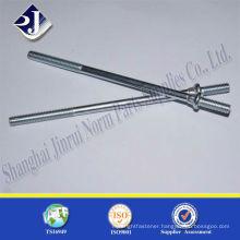 "ASME 1/4x4"" screw zinc TS16949"
