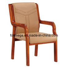 Meeting Chairs Wooden Chair Four Legs Chair (FOH-F18)