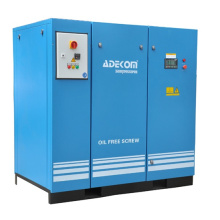 8Bar Oilless ETC Rotary Screw Air compressor