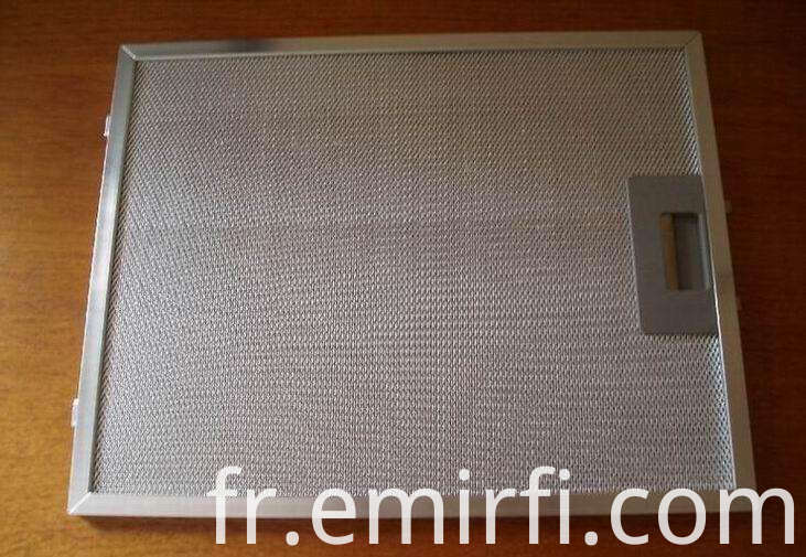 aluminum air conditioner filter