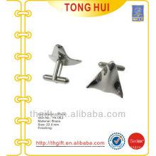 Fornecedor personalizado de metal Cufflink para China 2014